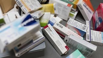 Unter jenen Arzneien, deren Preisüberprüfung noch aussteht, befinden sich mehrere umsatzstarke Medikamente.