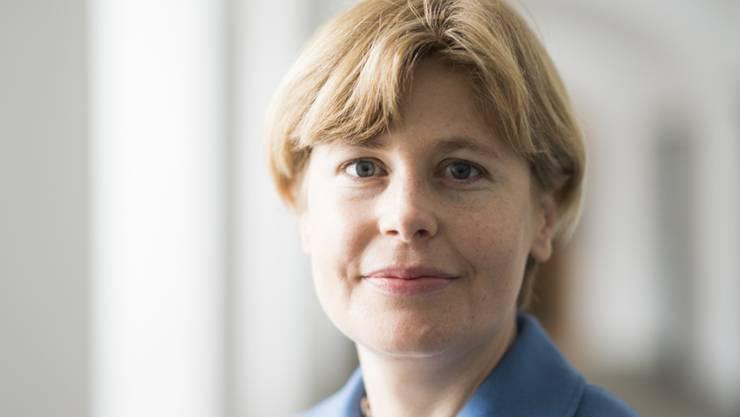 Esther Friedli hat die Wahl um den letzten zu vergebenden Sitz in der St. Galler Regierung verpasst. Die SVP-Kandidaten und Lebenspartnerin von Toni Brunner unterlag dem FDP-Kandidaten Marc Mächler.