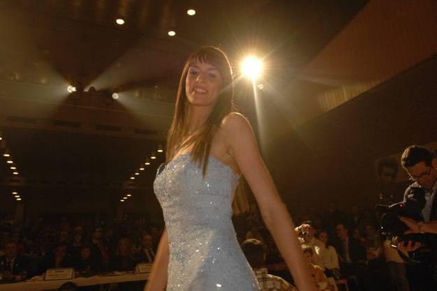 2006: Orangenfest Misswahl zur Miss Riviera dei limoni