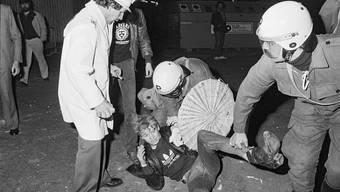 Zürich in der Nacht auf den 31. Mai 1980: Die «Opernhauskrawalle» markieren den Beginn der «Jugendunruhen».
