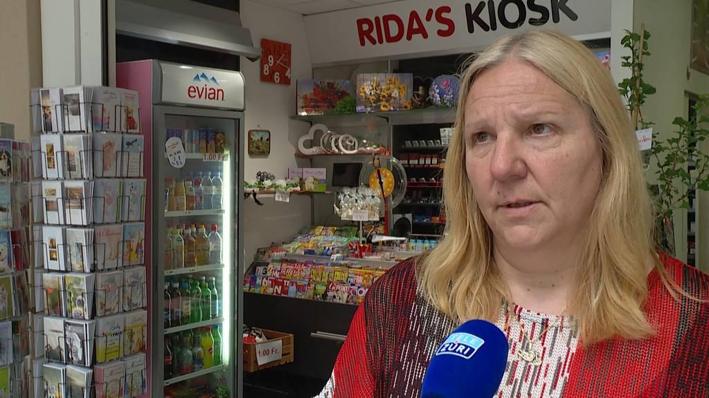 Ausgeraubter Kiosk aus Schwerzenbach ruft zu Spenden auf