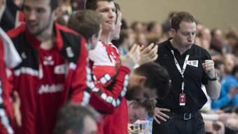 Michael Suter hat gegen Portugal Grund sich zu freuen