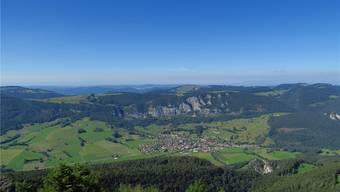 Die Gemeinde Welschenrohr ist umgeben von Natur pur.