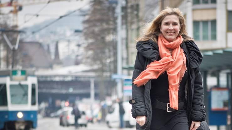 War selber 10 Jahre an der ETH: Béatrice Miller fördert Frauen, die sich für Technik interessieren.Annika Bütschi