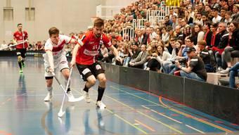 Unihockey Basel Regio Spiel 5