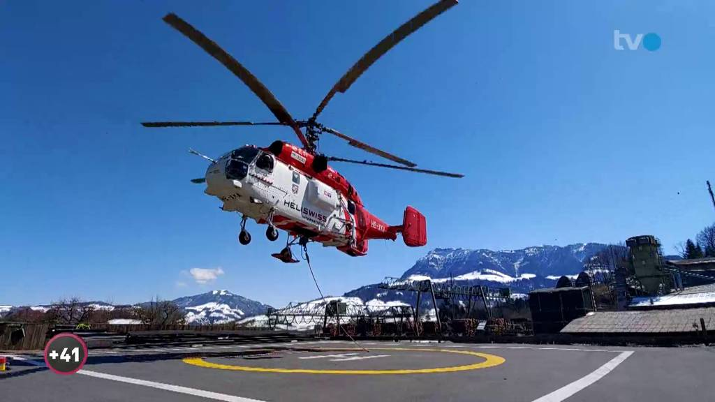 Megamaschinen: Der grösste Helikopter Europas