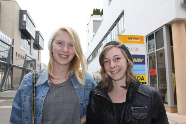 «Um nach der Kantonsschule studieren zu gehen, wäre der Campus schon praktisch, da er in der Nähe ist.»