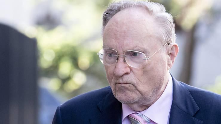 Weil Minellis Verfahren im Zusammenhang mit den Zürcher Regierungsratswahlen 2015 steht, fürchtet er um die Unabhängigkeit der Oberrichter. (Archivbild)
