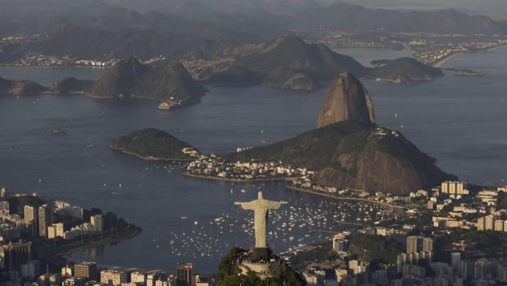 In Rio de Janeiro finden vom 5. bis 21. August die Olympischen Sommerspiele statt - vor einer eindrücklichen Kulisse
