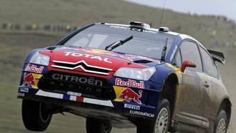 Sieg für Weltmeister Sebastien Loeb