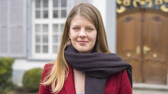 Ronja Jansen überlegt sich, für das Juso-Schweiz-Präsidium zu kandidieren.