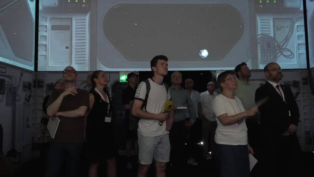 Bern feiert seine Weltraumforschung