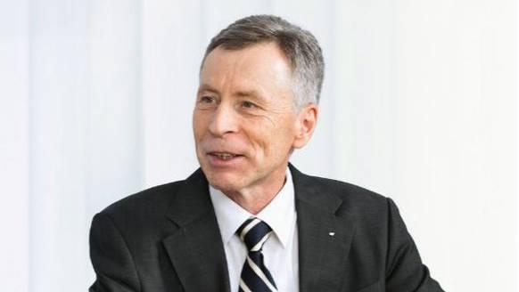 Übergangslösung: Ueli Hurni leitet die Post ad interim.