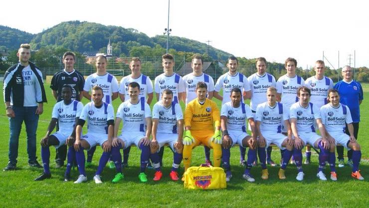 1. Mannschaft FC Eiken