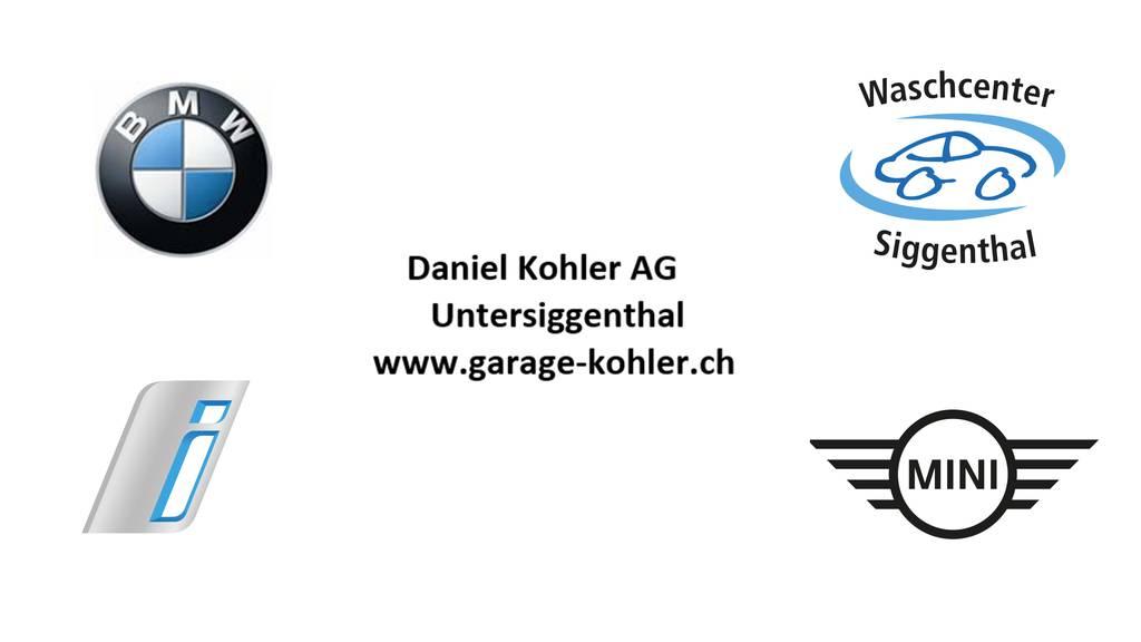 Argovia Firobigshow wird präsentiert von der Garage Daniel Kohler AG