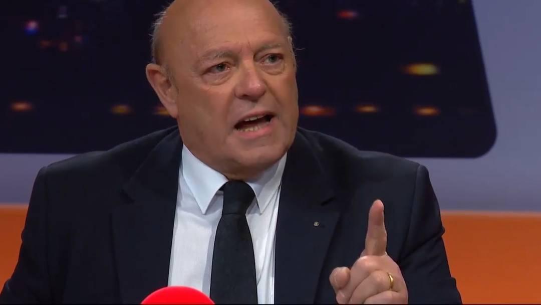 «Der einzig echte Grüne hier bin ich!»: Aargauer Parteipräsidenten streiten über Klimaschutz