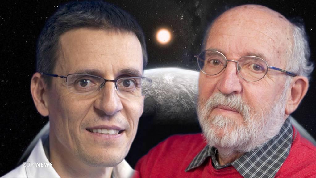 Physik-Nobelpreis für Schweizer Exoplaneten-Entdecker