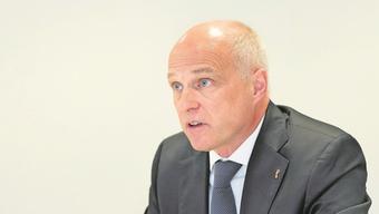 «Ich möchte mehr Transparenz im Amt»: Jürg Sommer.