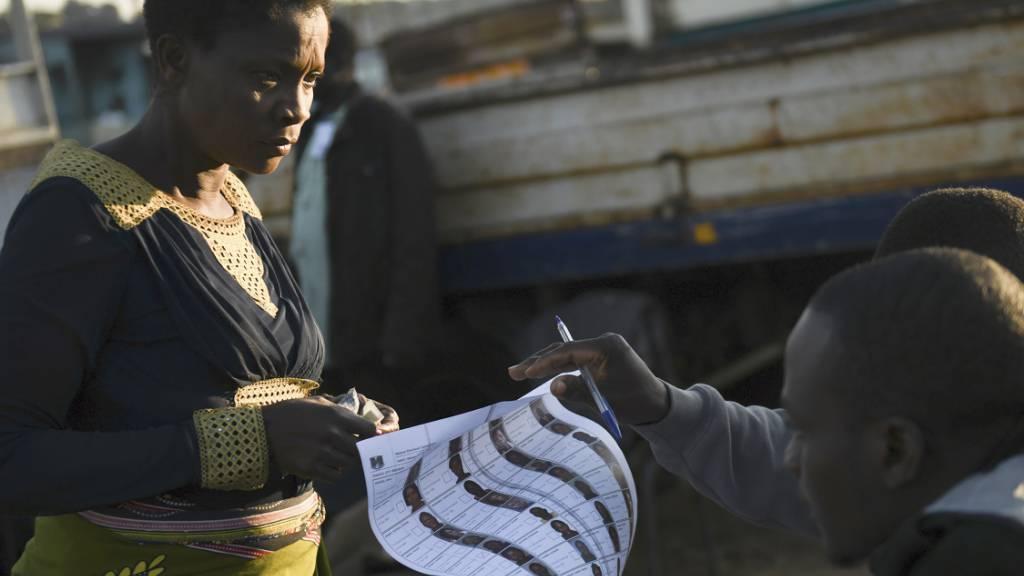 Trotz Corona-Pandemie: Neue Präsidentenwahl in Malawi