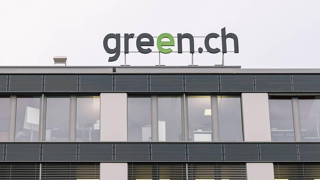 Green investiert 0,5 Milliarden in neuen Datacenter-Campus