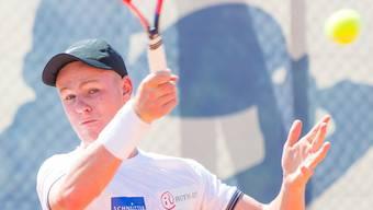 Henry von der Schulenburg gewann drei seiner vier NLA-Einzelpartien für Schützenmatt Solothurn.