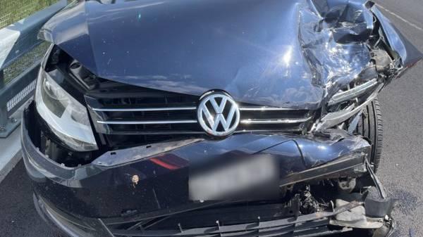 Sachschaden von 25'000 Franken nach Auffahrunfall
