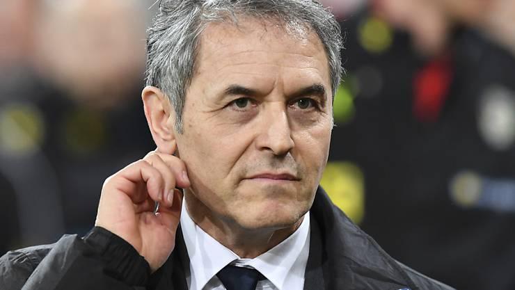 Marcel Koller machte das österreichische Nationalteam wieder stark