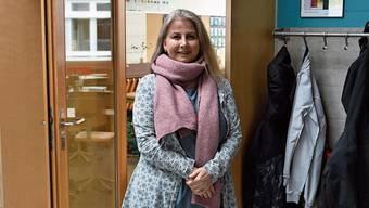 Fühlt sich in Safenwil wohl: Primarschulleiterin Madelaine Passerini-Lustenberger.