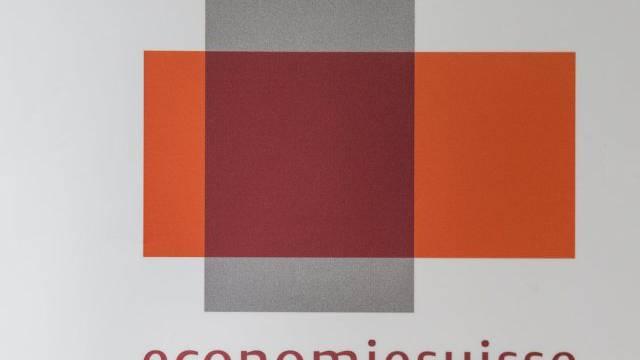 Logo von economiesuisse