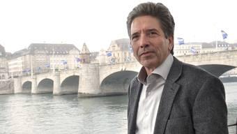 Seit Jahren ein fester Bestandteil der Basler Polit-Szene: Grossrat Daniel Goepfert.