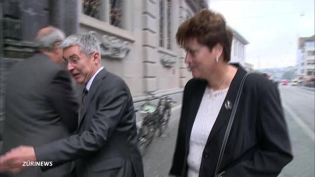 Wie sicher fühlen sich Schweizer Politiker?