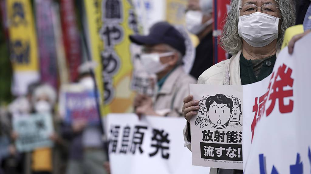 Nach Fukushima-Gau: Radioaktives Wasser soll gefiltert ins Meer