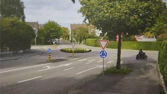 Ein Kreisel zwischen der Kanti und dem Friedhof St. Katharinen wird für den TCS Sektion Solothurn wohl ein Wunschtraum bleiben.