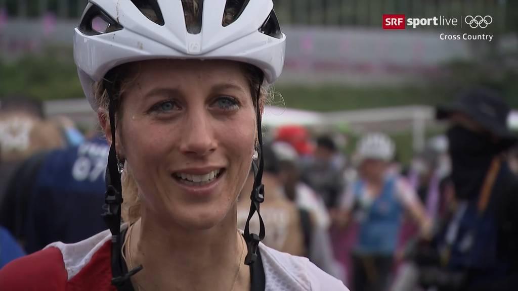 Olympiasiegerin unter Tränen: «Ich hoffe, ich wache nicht auf und merke, dass alles ein Traum war»