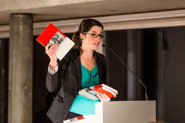 Über 30 Autoren und Autorinnen sind auf den 240 Seiten der Neujahrsblätter vertreten.