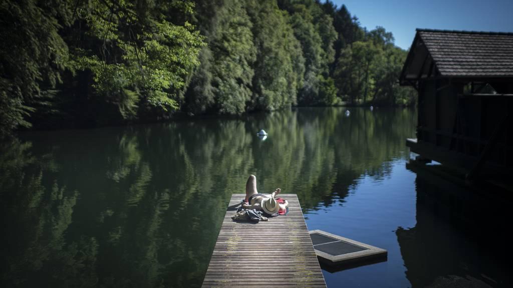 Naherholungsgebiete bleiben offen – Stapo erhöht Präsenz