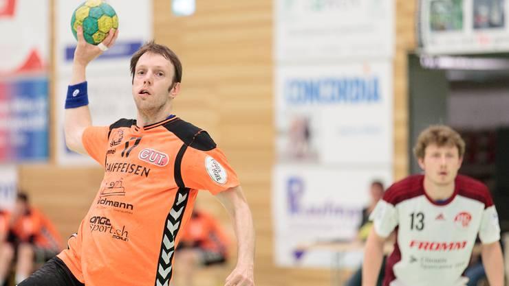 Für die NLB-Handballer aus dem Fricktal ist es die erste Niederlage gegen Siggenthal seit über drei Jahren (Archiv).