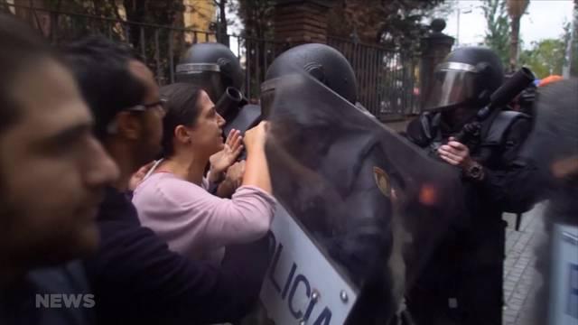 Spanische Botschaft äussert sich zu Referendum