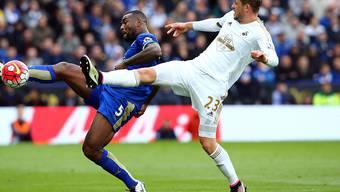 Für fast 50 Millionen Euro von Swansea zu Everton: Gylfi Sigurdsson (re.)