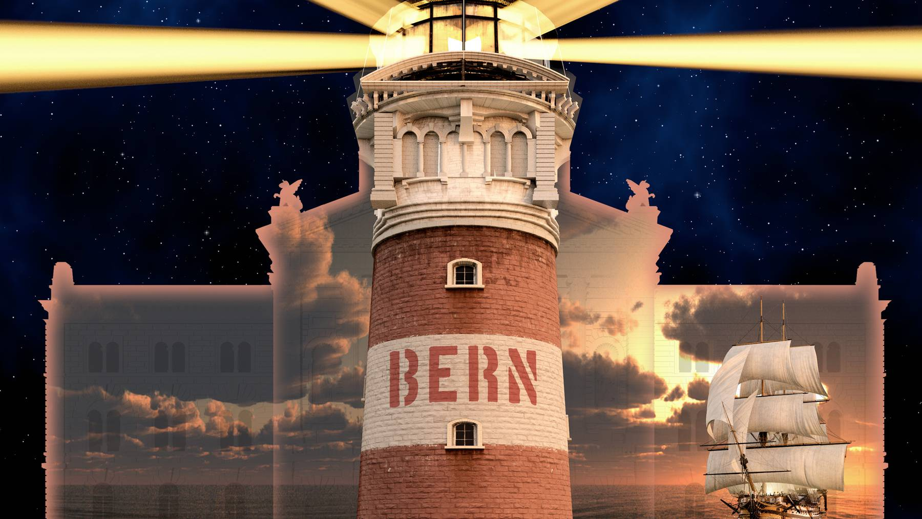 Comeback des Lichtspektakels: «Rendez-vous Bundesplatz» im Herbst