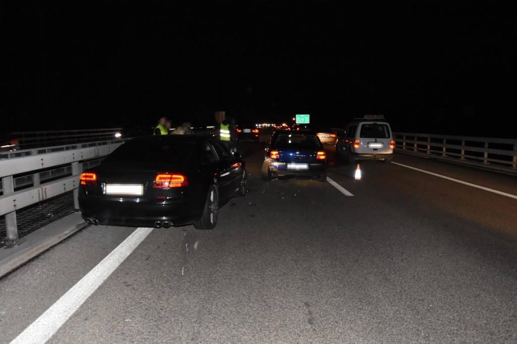 Unfälle im Kanton St.Gallen