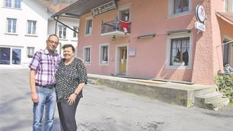 Im April 2017 übernahmen die Aeschbachs das «Bad Lauterbach». (Archiv)