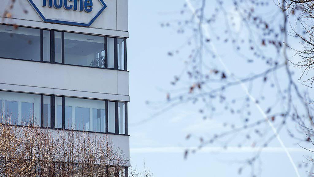 Der Pharmakonzern Roche trotzt der Konkurrenz durch sogenannte Biosimilars.