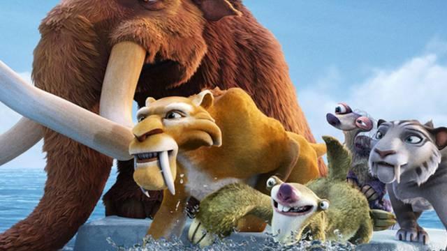"""Die Tiercharakteren aus dem Film """"Ice Age"""""""
