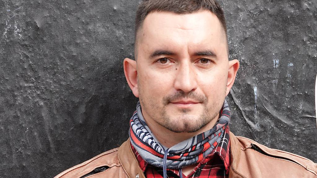 ARCHIV - Stepan Latypow im September 2020 in Minsk. Foto: Ulf Mauder/dpa
