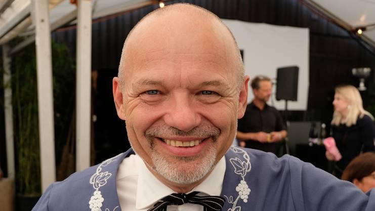 Mario Okle, Weininger Gemeindepräsident