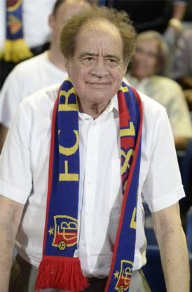 FCB-Fan Cohn träumt davon, dass der FC Basel eines Tages den Einzug ins Finale der Champions League schafft.