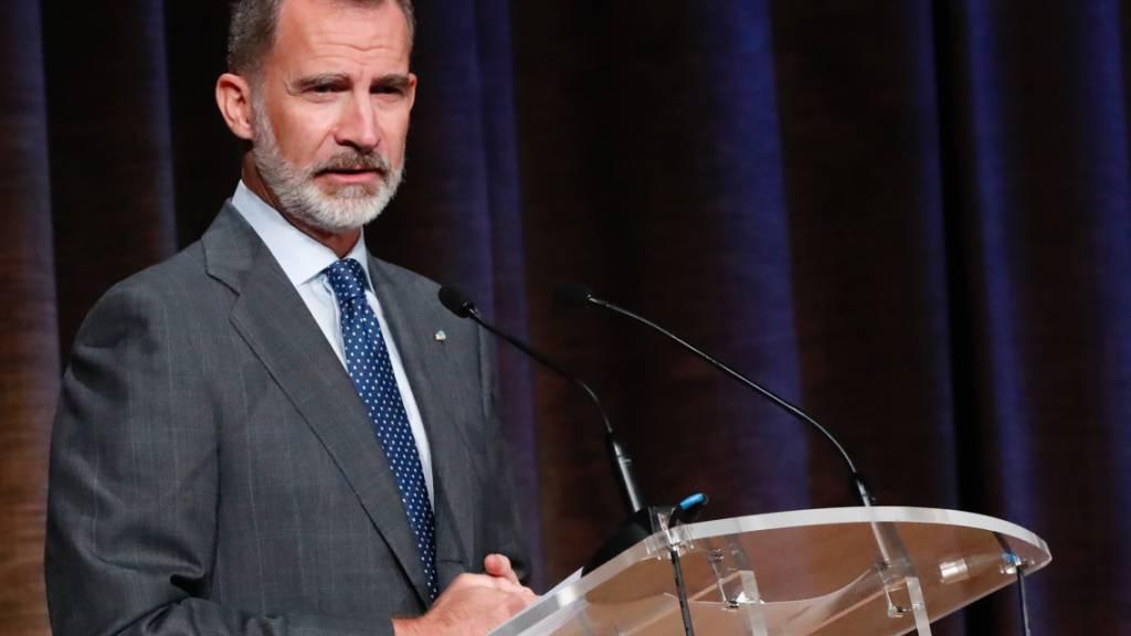 Sorge vor neuem Streit: Spaniens König sagt Auftritt in Barcelona ab