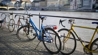 Viele Fahrräder wurden während dem Lockdown wieder aus dem Keller geholt