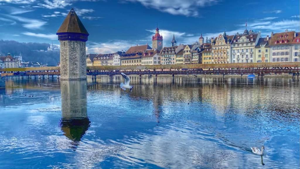 Was ich meine, wenn ich sage: «Luzern ist die schönste Stadt der Schweiz»